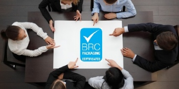 We obtained the BRC certification